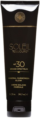 Soleil Toujours 94.5ml Spf30 Mineral Sunscreen Glow