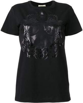 Versace sheer logo T-shirt