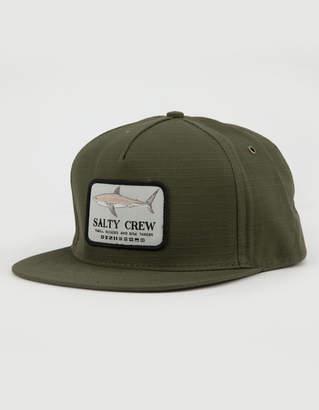 Salty Crew Faralon Olive Mens Snapback Hat
