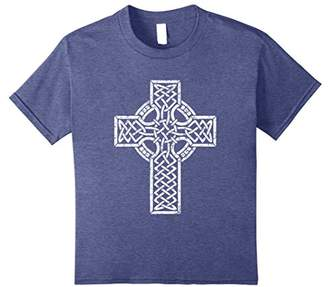 Celtic Cross T Shirt for Irish Pride and St. Patrick's Day