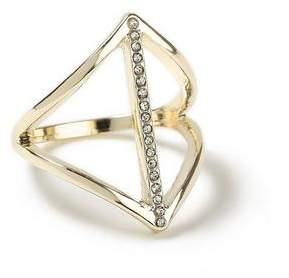 Miss Selfridge Rhinestone ring