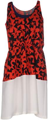 Jil Sander Navy Short dresses - Item 34658261CW