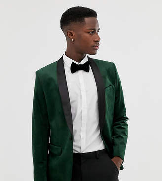 fea4c2d6 Men Green Velvet Jacket - ShopStyle Australia