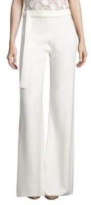 Lolette Belted Wide Leg Pants