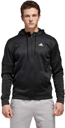adidas Men's Team Issue Performance Full-zip Hoodie