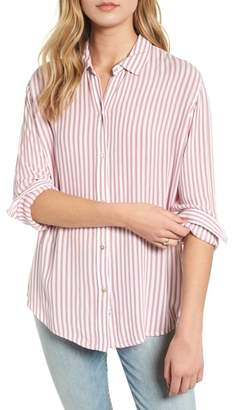 Rails Etta Textured Stripe Blouse
