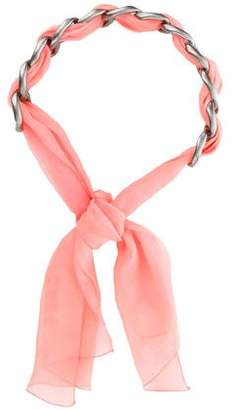 Chanel Chain-Link Headband
