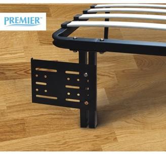 Premier Flex Headboard/Footboard Brackets, Black