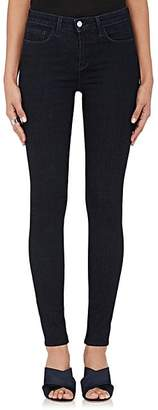 L'Agence Women's Marguerite Skinny Jeans - Eclipse