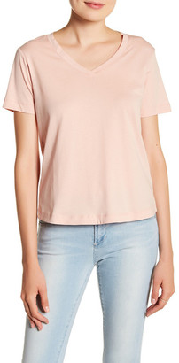 Articles of Society Sonia Uneven Back Tee $38 thestylecure.com