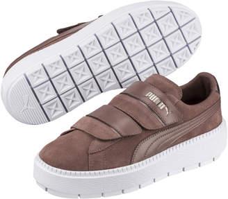 Platform Trace Strap Esc Women's Sneakers