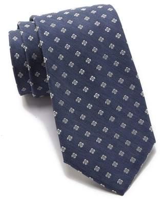 Nautica Bevin Floral Tie