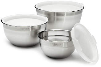 Cuisinart Set Of 3 Mixing Bowls