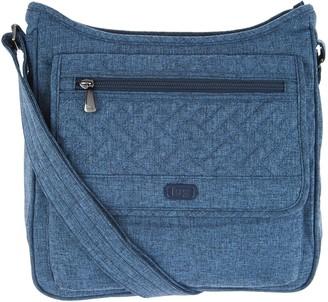 Lug RFID Medium Crossbody Bag - Hopscotch