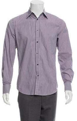 DSQUARED2 Plaid Button-Up Shirt