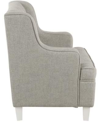 HomePop Juvenile Tufted Wingback Chair, Multiple Colors