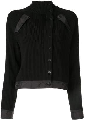Givenchy Pre-Owned knitted cropped jacket