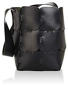Paco Rabanne Women's 16#01 Hobo Mini Bucket Bag - Noir