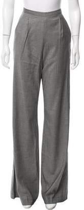 Just Cavalli High-Rise Wide-Leg Pants