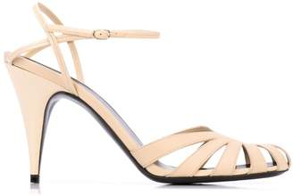 The Row Tango cut-out sandals