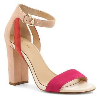 Botkier Women's Gianna Suede Ankle Strap High-Heel Sandals