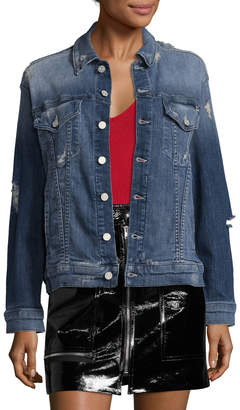 Mother Women's The Drifter Denim Jacket