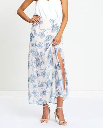 Sass Flemington Floral Maxi Skirt