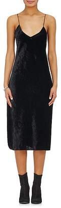 Nili Lotan Women's Velvet Cami Dress