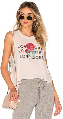 Spiritual Gangster Rose Crop Tank
