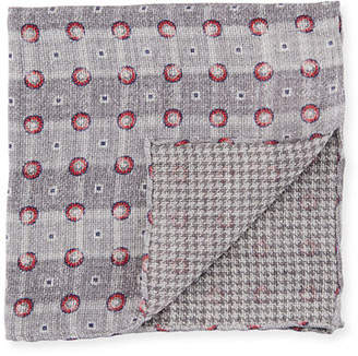 Brunello Cucinelli The Rachel Reversible Pocket Square
