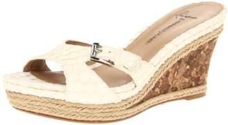 Donald J Pliner Lisa for Women's Wonnda Wedge Sandal
