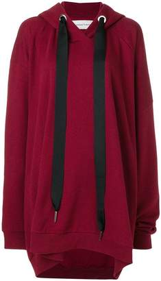 Marques Almeida Marques'almeida oversized hoodie dress