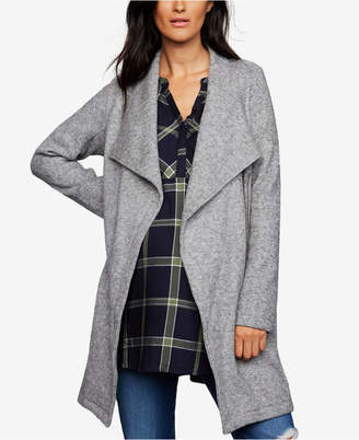 BB Dakota Maternity Draped Jacket
