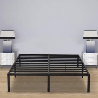 GranRest 14'' Innovative Metal Platform Bed Frame, Full