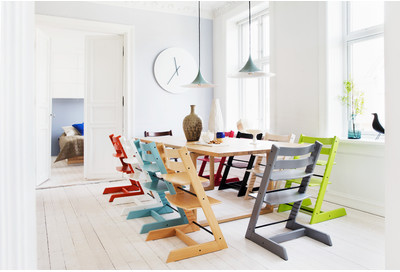Stokke Standard Classic Tripp Trapp High Chair