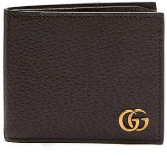 Gucci GG Marmont leather bi-fold wallet