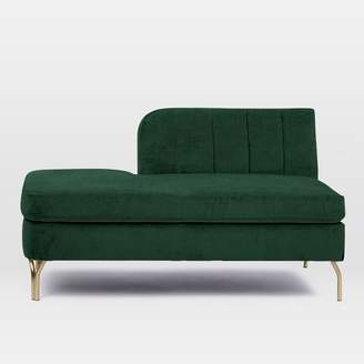 west elm Left Arm Terminal Chaise