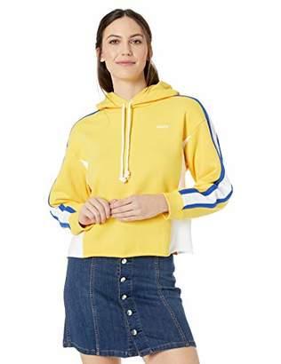 Levi's Women's Sport Short Hoodie Sweatshirt