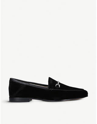 Sam Edelman Loraine velvet loafers