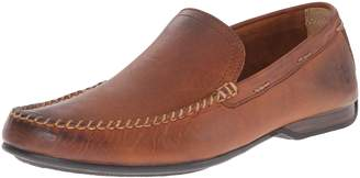 Frye Men's Lewis Venetian Slip-On Loafer, Cognac Soft Vintage Leather