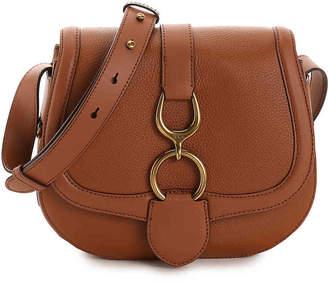 Lauren Ralph Lauren Barrington Leather Crossbody Bag - Women's