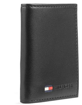 Tommy Hilfiger Trifold Leather Wallet
