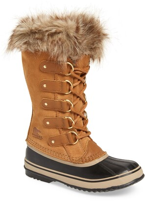 Sorel Joan of Arctic Faux Fur Waterproof Snow Boot