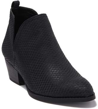 Chinese Laundry Cortes Snake Embossed Bootie