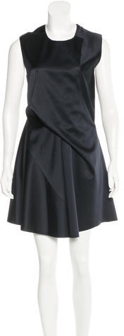 3.1 Phillip Lim 3.1 Phillip Lim Sleeveless Satin Dress