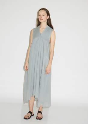 Y's Cotton Sleeveless V Gusset Dress
