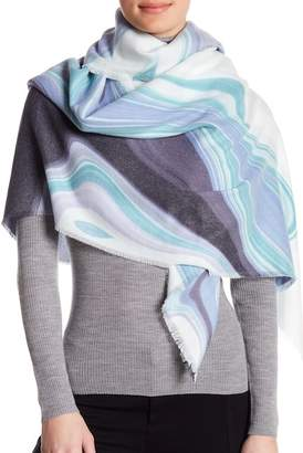 Collection XIIX Multicolored Square Scarf