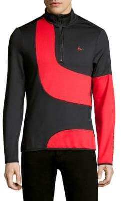 J. Lindeberg Perry Tech Pullover