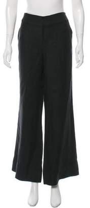 Ralph Lauren Mid-Rise Linen Pants w/ Tags