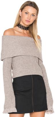 Ella Moss Avila Sweater $198 thestylecure.com